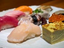 Суши роскошная японская еда Стоковые Изображения