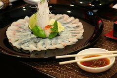 суши тарелки Стоковые Фото
