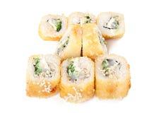 Суши тэмпуры Стоковая Фотография