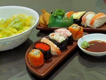 суши фруктового салата Стоковые Фото