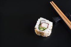 суши черной плиты Стоковые Фото