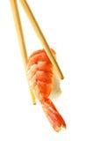 суши шримса Стоковое Изображение