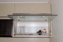 Сушильщик кухни стоковое фото rf