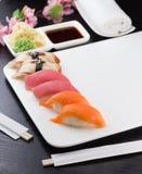 Суши Японская кухня Стоковая Фотография RF