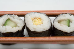 суши японца палочек Стоковая Фотография RF