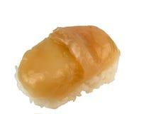 суши scallop стоковая фотография rf