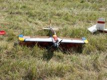 Существующие модели воздушных судн Стоковые Фото