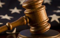 Судебная власть правительства Стоковые Изображения RF
