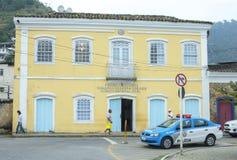 Судебное здание суда в Бразилии Стоковое фото RF