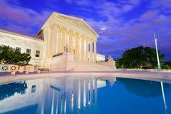 суд заявляет соединенное высшее Стоковое фото RF