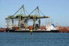 судно-сухогруз Стоковое фото RF