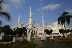 Султан Ahmad Shah 1 мечеть в Kuantan стоковые фото