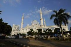 Султан Ahmad Shah 1 мечеть в Kuantan стоковая фотография rf