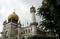 султан singapore мечети Стоковые Изображения