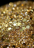 Сфера золота стоковые изображения