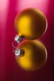 сфера золота Стоковое Фото