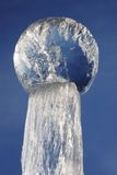 сфера льда Стоковые Изображения RF