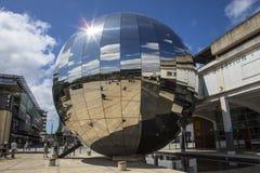 Сфера тысячелетия в Бристоле стоковые фото
