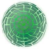 Сфера черепков Стоковая Фотография