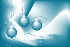сферы конструкции рождества шариков Стоковая Фотография