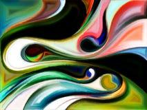 Сферы краски Стоковые Изображения RF