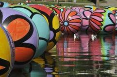 Сферы на MacArthur Park 1 стоковое изображение