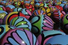 Сферы на MacArthur Park 6 стоковые изображения