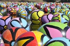 Сферы на MacArthur Park 7 стоковое фото rf