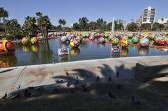 Сферы на MacArthur Park 9 стоковые фото
