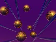 сферы Стоковая Фотография RF