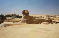 Сфинкс в Египете Стоковое Изображение RF