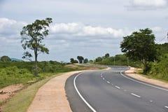сформированная дорога s Стоковая Фотография RF