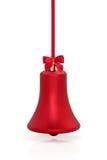 сформированное рождество колокола bauble Стоковые Фото