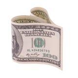 сформированные деньги сердца Стоковое Фото