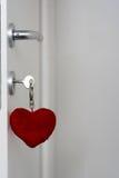 сформированный шкентель сердца Стоковые Изображения