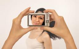 сфотографируйте принимать Стоковое Изображение RF