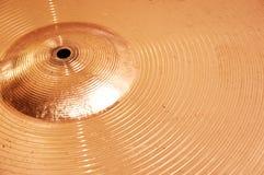 схематическое изображение изображения барабанчика цимбалы Стоковые Фото
