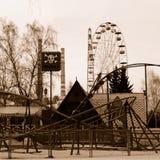 Схематическое фото парка Стоковое фото RF