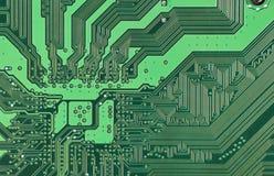 схема eps цепи доски 10 предпосылок голубая Стоковые Изображения RF