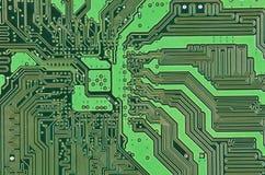 схема eps цепи доски 10 предпосылок голубая Стоковое Изображение RF