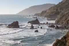 Сценарная Калифорния 1 Стоковые Изображения