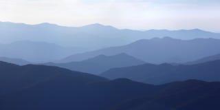 Сценарная панорама Стоковая Фотография