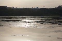 Сценарная природа от Кантабрии стоковые фотографии rf