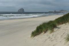 Сценарная сцена пляжа Стоковые Фото