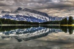 Сценарное озеро 2 Джек Стоковая Фотография RF