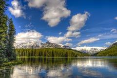 Сценарное озеро 2 Джек Стоковая Фотография