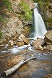 Сценарные водопады Стоковые Фото