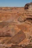 Сценарные грандиозные падения Аризона Стоковая Фотография RF