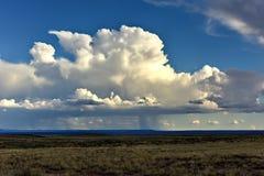 Сценарный ландшафт Аризоны Стоковые Изображения