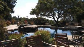 Сценарный бассейн Cali стоковые фото